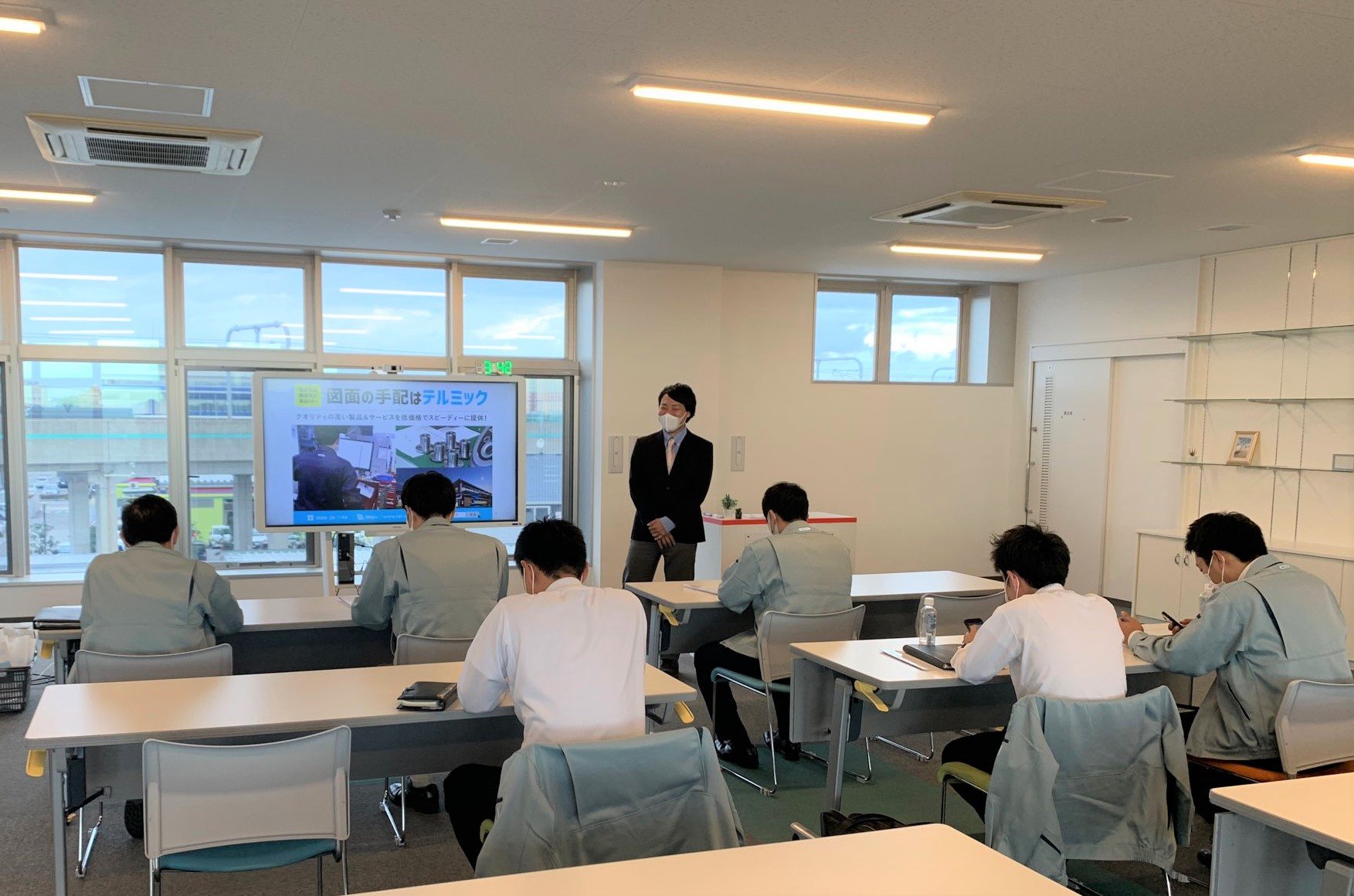 第3回 ~テルミック工場見学会/勉強会開催~