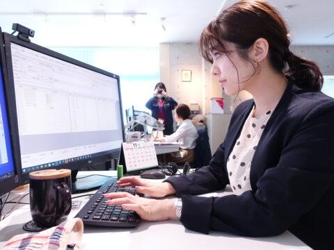 生産管理システム導入事例【株式会社ユーテック様のWEBぺージ掲載】