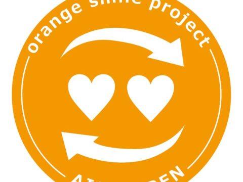 【SDGs】オレンジスマイルプロジェクトに参加しています☺