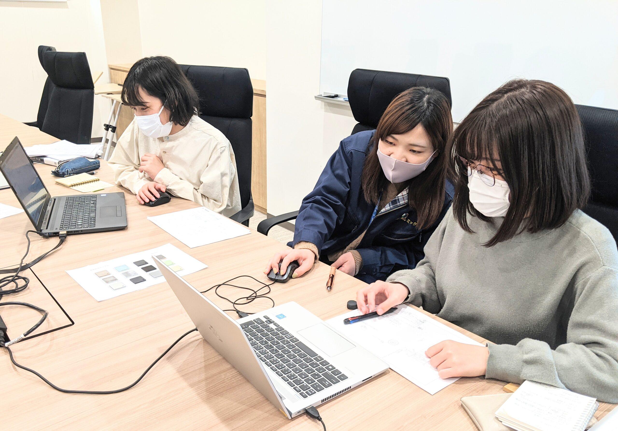 【労働新聞_掲載】10年で社員6割が女性に